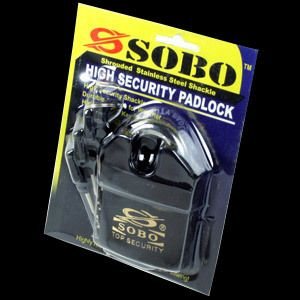 SOBO High Security Padlock
