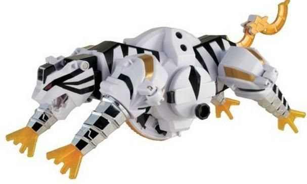 Rangers Samurai Sentai Shinkenger DX Tiger Kaiji Origami zord Megazord