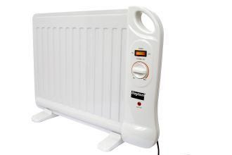 NEW Dayton NX3 Portable Electric Space Heater 400 W Watt Silent