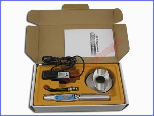 Dentist Dental Wireless Cordless LED Curing Light Lamp Cure US